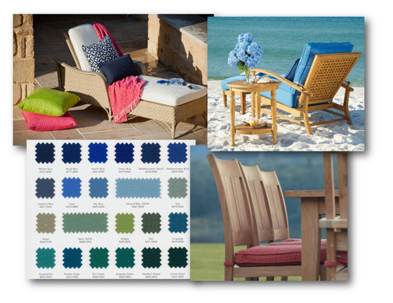 A Guide To Replacement Cushions For Your Patio Pacific Patio Furniture