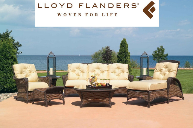 Lloyd Flanders: Beautifully Crafted to Stand the Test of Time