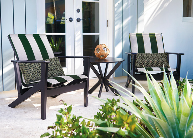 Outdoor Furniture Styles You Love… Without the Maintenance
