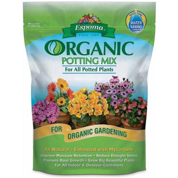 Espoma Organic Potting Mix (4 quart)
