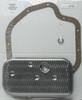TH400 Oil Filter & Pan Gasket Kit - Cork (Late 1967-1990)