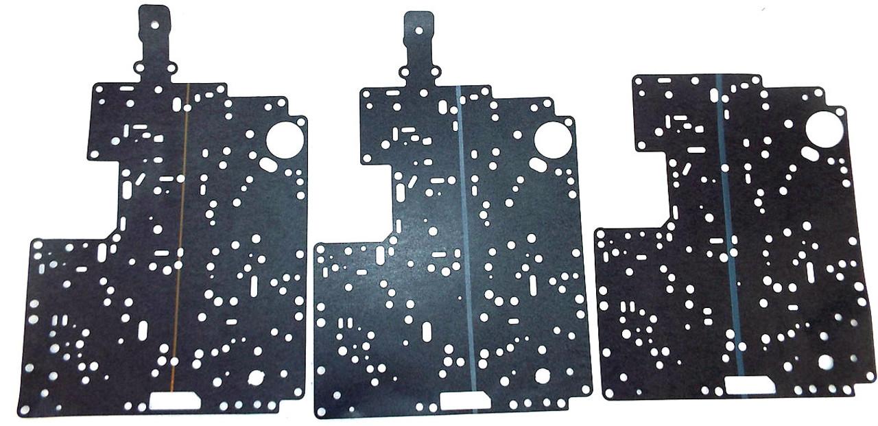 Valve Body to Spacer Plate Gasket No Stripe 1989 E40D,E4OD Transmission Lower