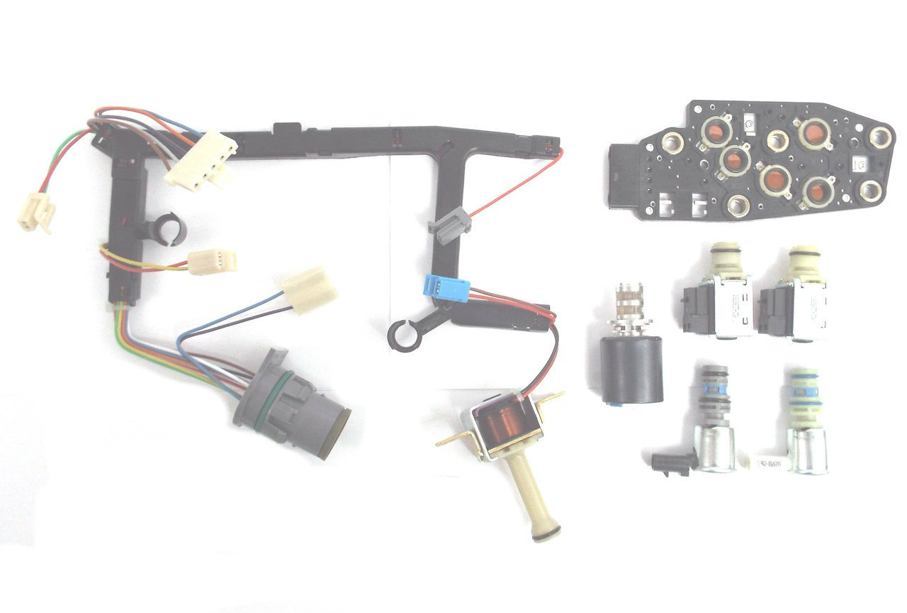 13 gm wiring harness new 4l60e transmission master solenoid electronic kit 1996 2002  new 4l60e transmission master solenoid