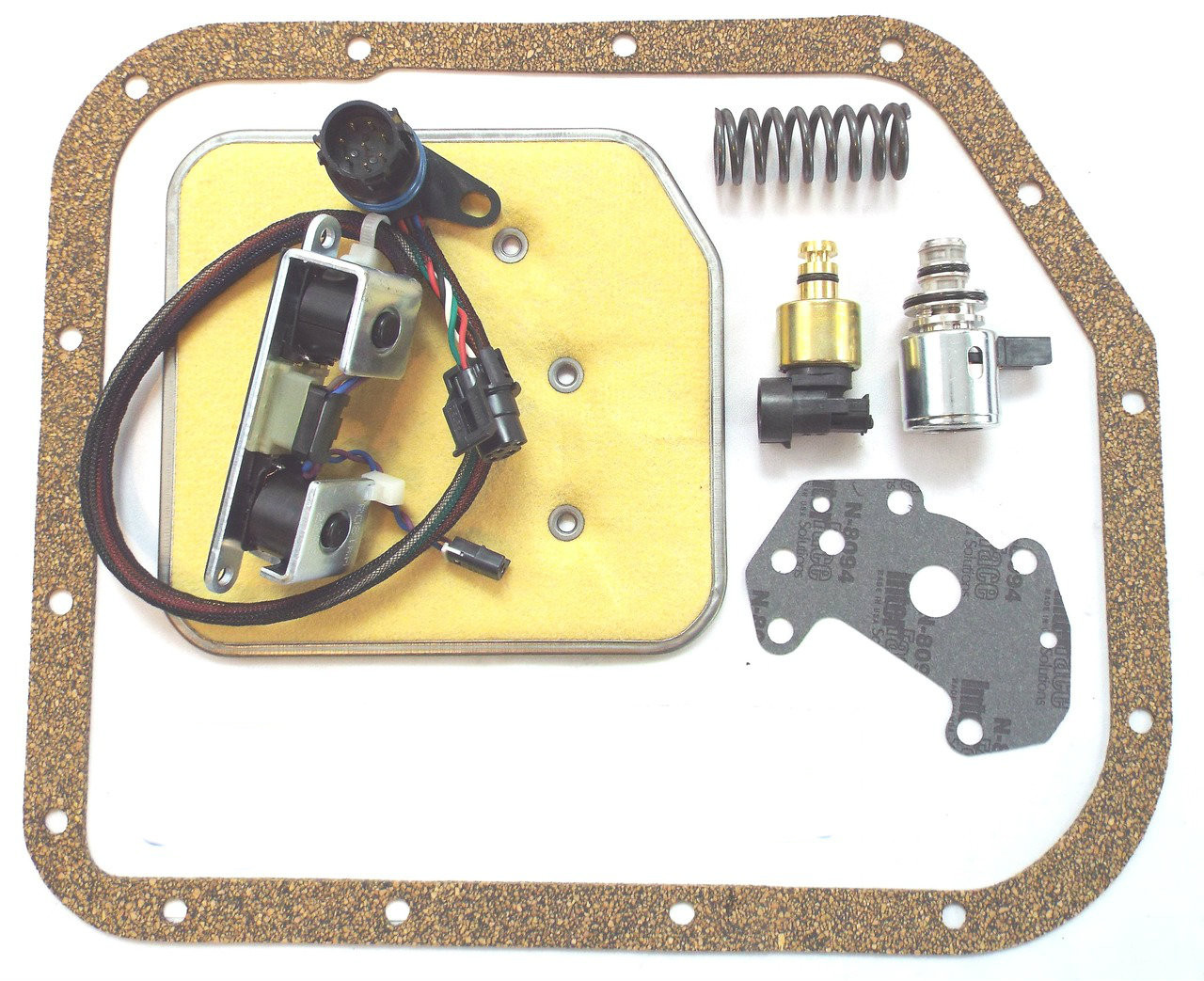 Early Model Performance A500 42re 44re Transmission Upgraded Solenoid Filter Gasket Service Kit 1996 1999