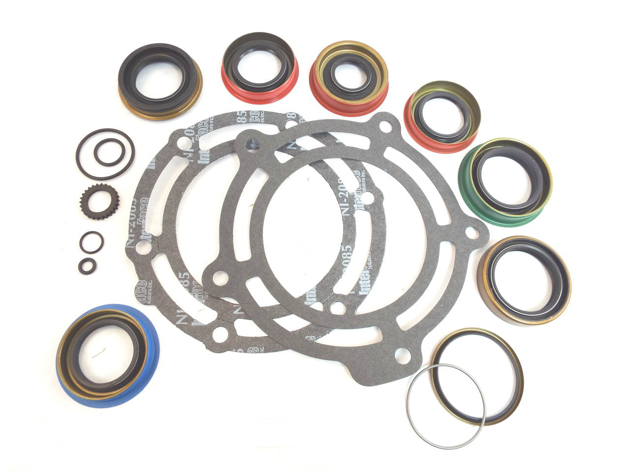Ford GM DODGE New Process NP208 transfer case gasket seal kit