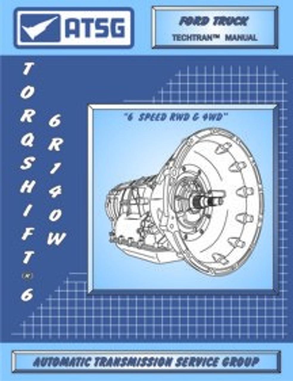 ATSG Ford E4OD Transmission Rebuild Overhaul Service Repair Shop Manual CD-ROM