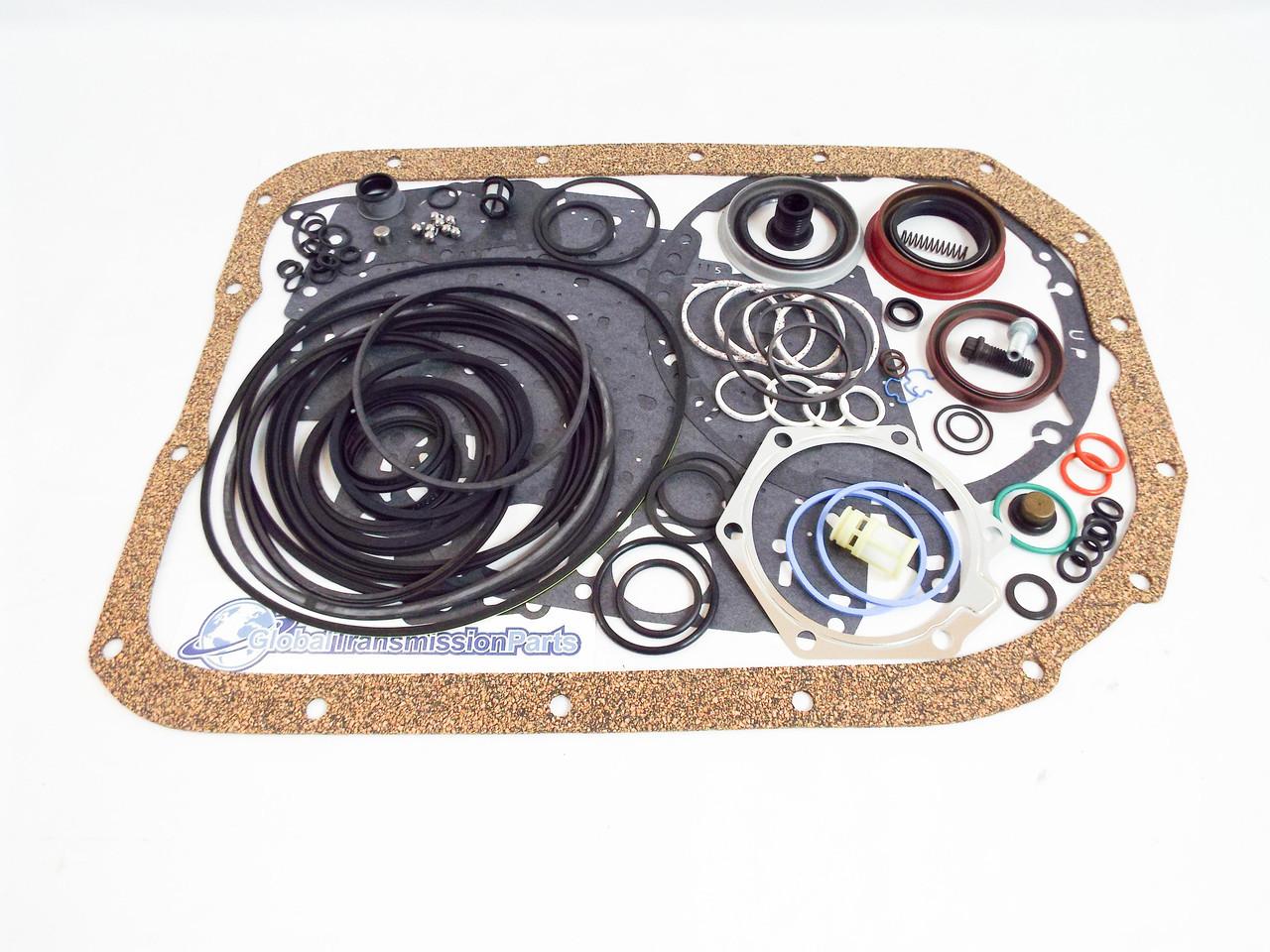 A604 BOTTOM PAN FIBER GASKET