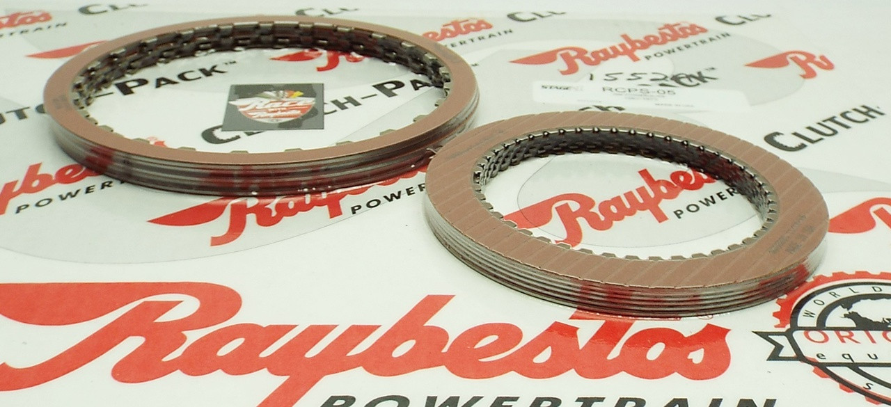 Powerglide Stage-1 Performance Friction Module (1962-1973) Raybestos