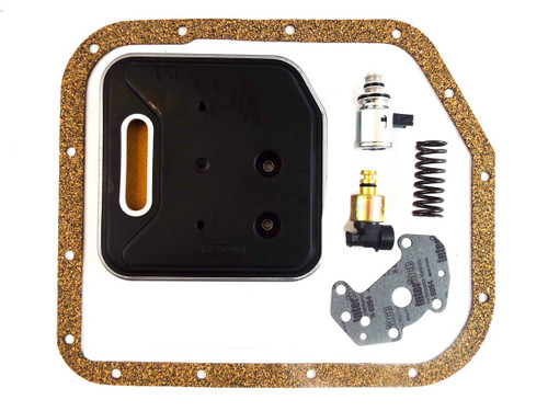 44RE A500 Model Automatic Transmissions 2000-On 21599 A500 42RE 44RE Transmission Filter Kit w//Solenoid /& Sensor Set 2000-Up Fits All Chrysler Dodge Jeep Products with The 42RE