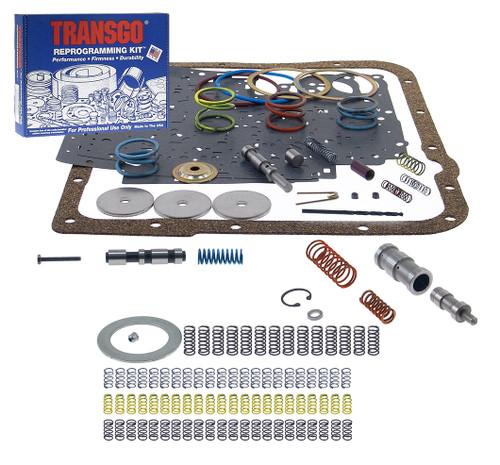 C6 Transgo Reprogramming Shift Kit Extreme Performance 67-1/&2 HD 1967 Up Gas