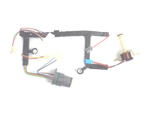 13 gm wiring harness 4l60e tcc lockup solenoid   wire harness  1997 2002  new fast  4l60e tcc lockup solenoid   wire