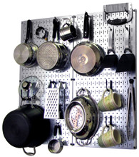 Pegboard Amp Accessories Metal Peg Boards Wall Control
