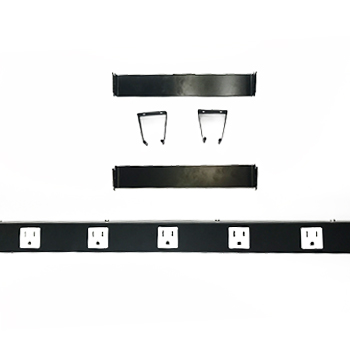 Overview of Included Power Strip Items