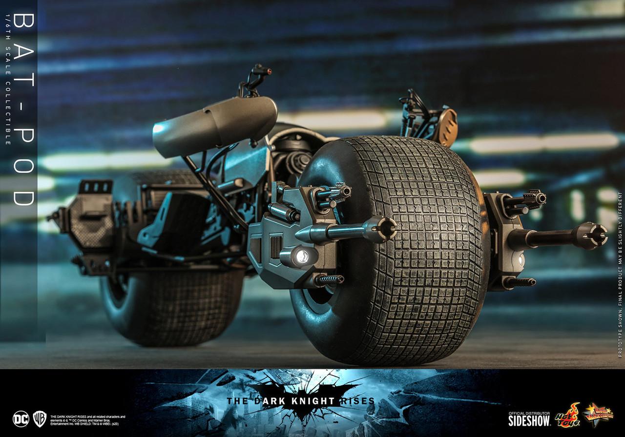 MMS591 Batman Bat-Pod 4