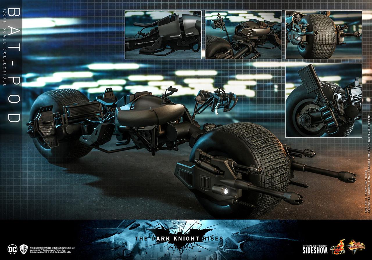 MMS591 Batman Bat-Pod 5