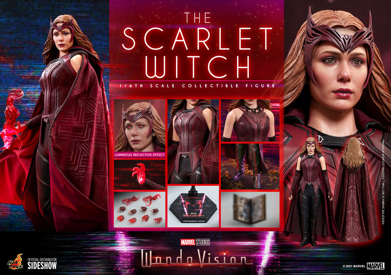 TMS036 Scarlet Witch 4