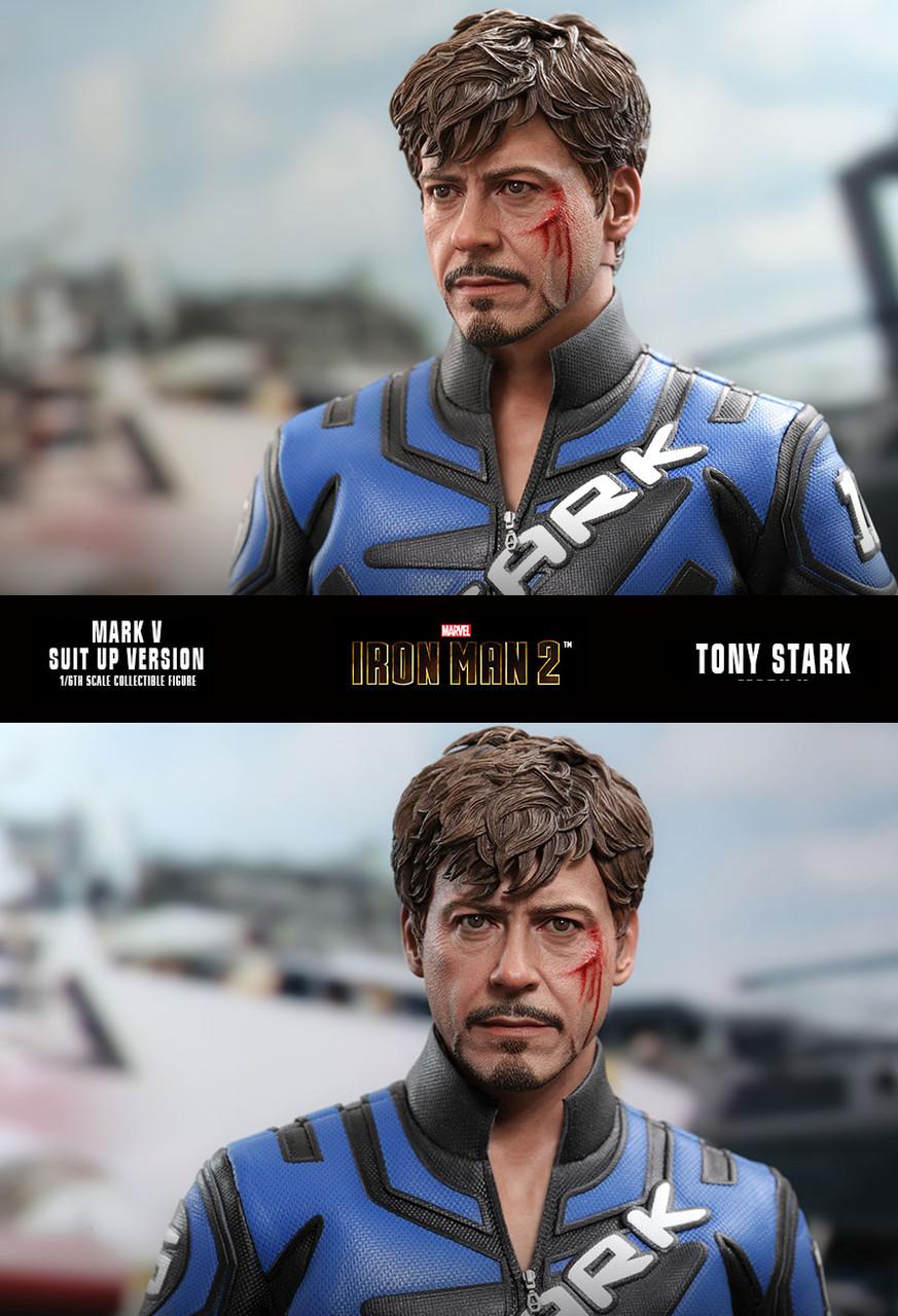 MMS599 Tony Stark Suit-Up 2