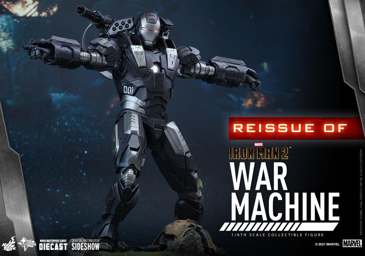 MMS331D13 Re-Issue War Machine 3