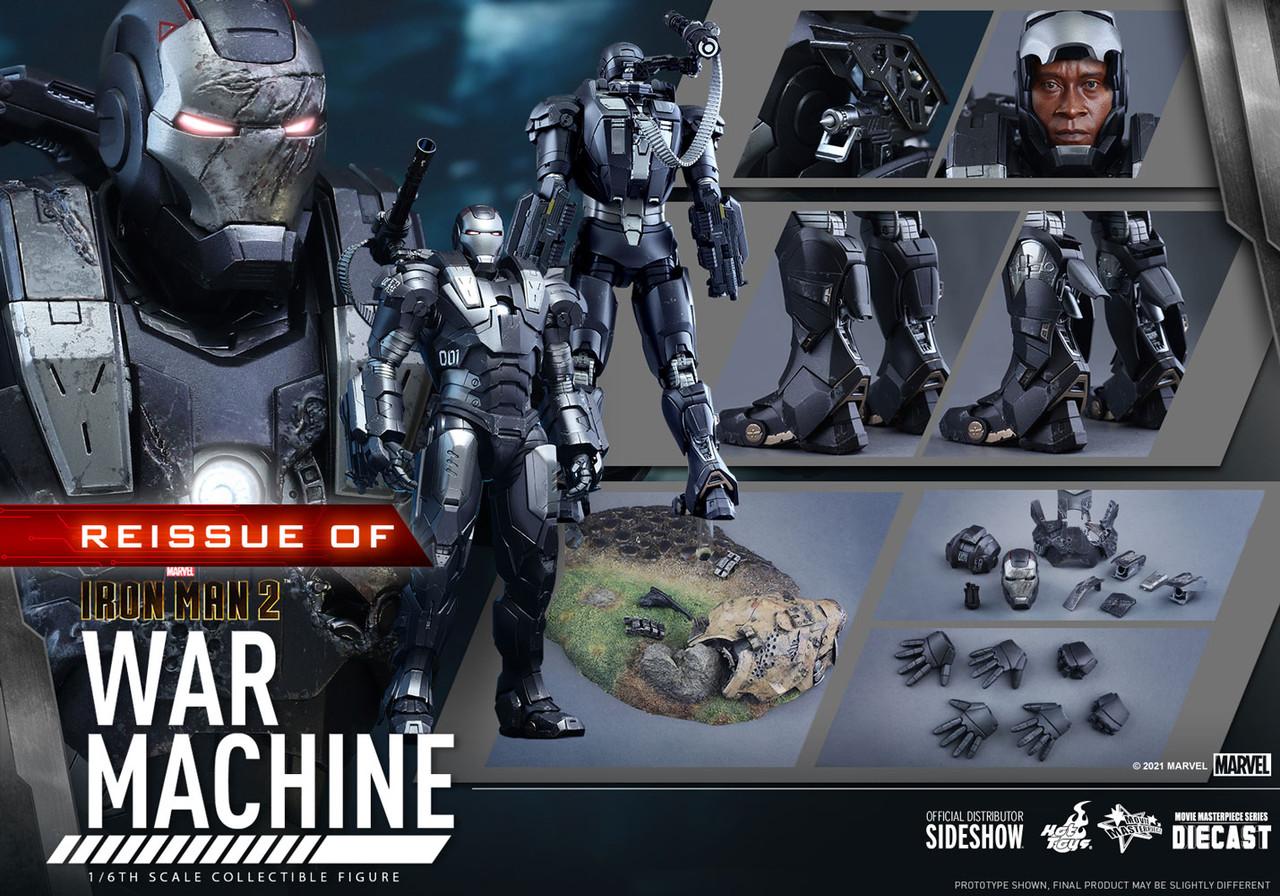 MMS331D13 Re-Issue War Machine 4