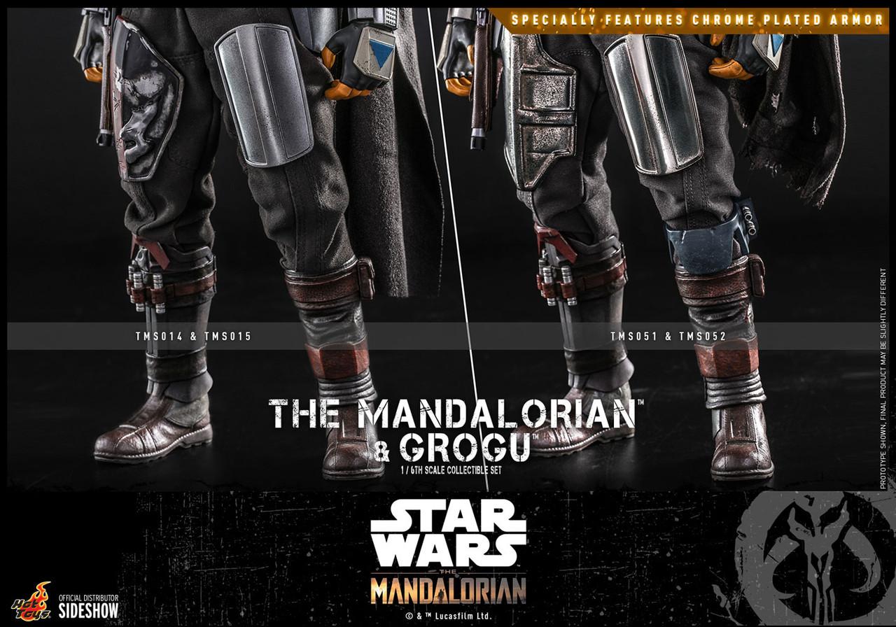 TMS052 Mandalorian Grogu Deluxe 3