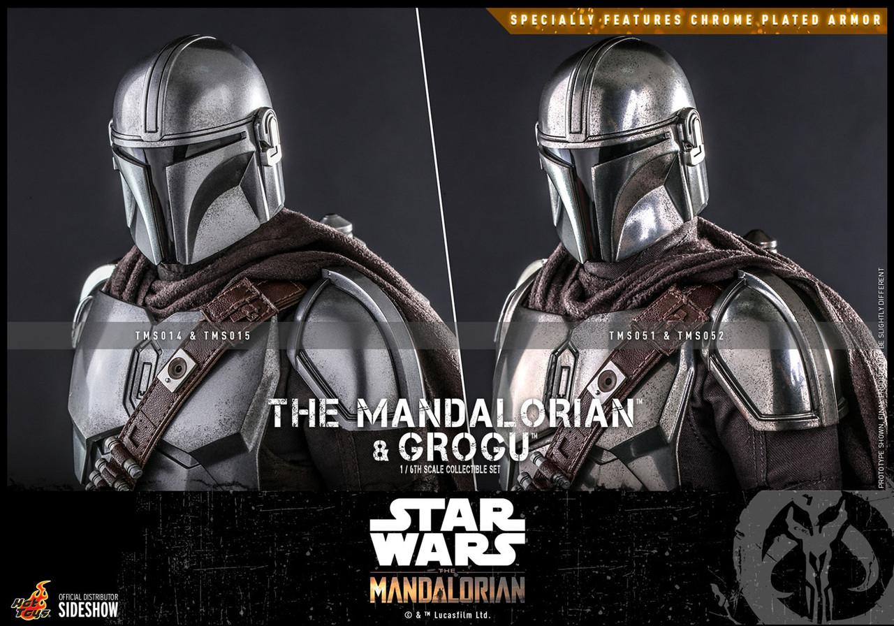 TMS052 Mandalorian Grogu Deluxe 4