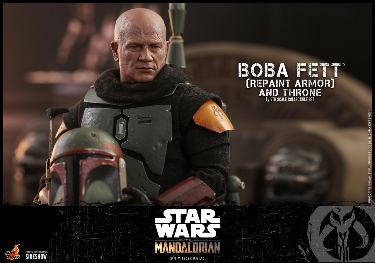 TMS056 Boba Fett (Repaint Armor) 3