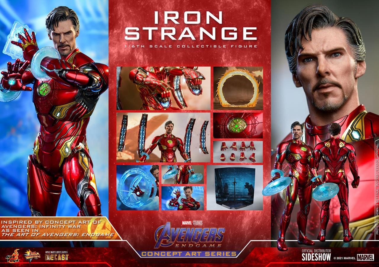 MMS606D41 Iron Strange 4