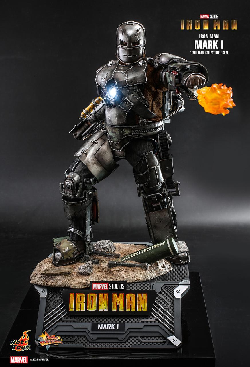 """Hot Toys 1/6 12"""" MMS605D40 Mark I Armor Figure"""