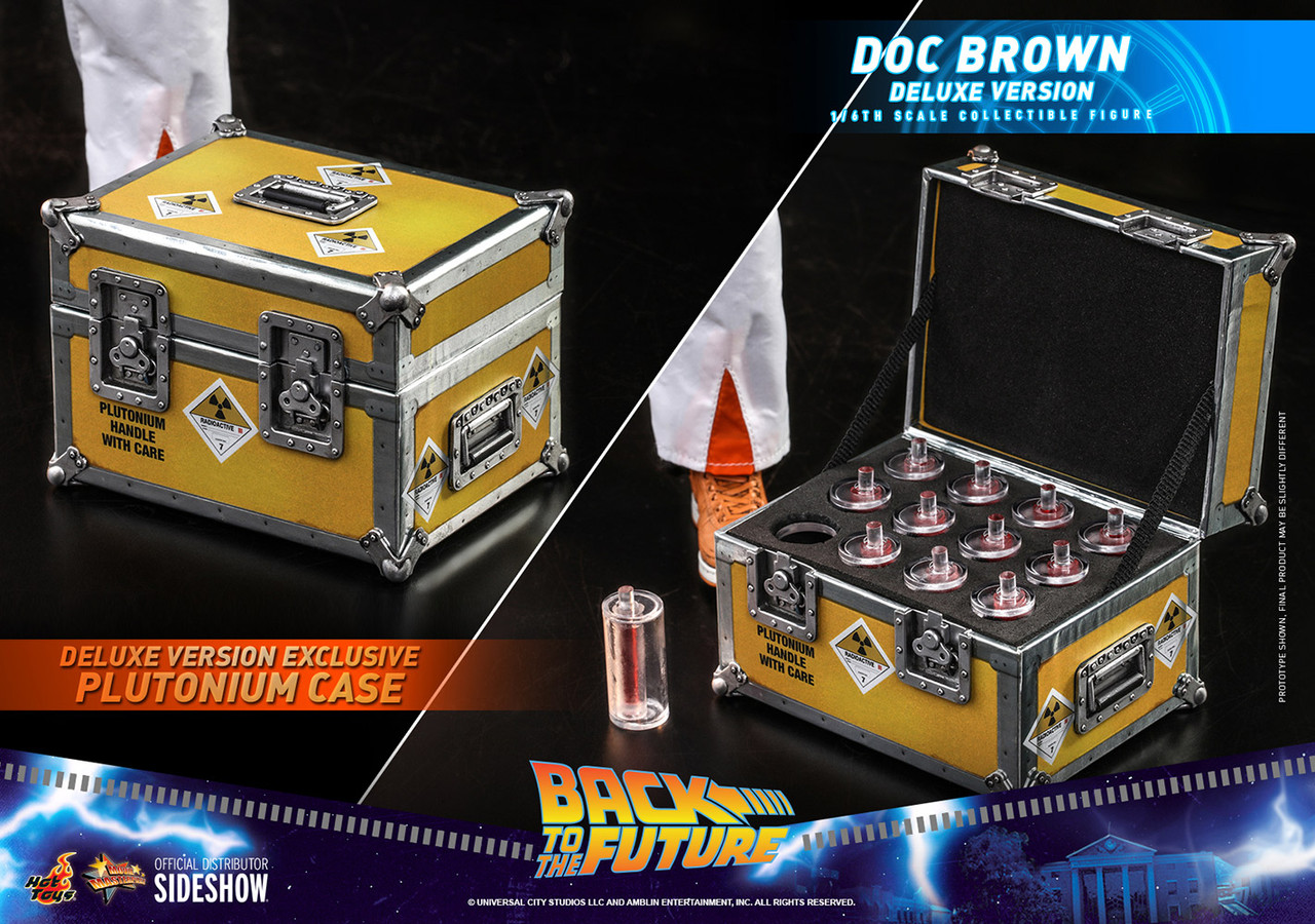 MMS610 Doc Brown Deluxe 4