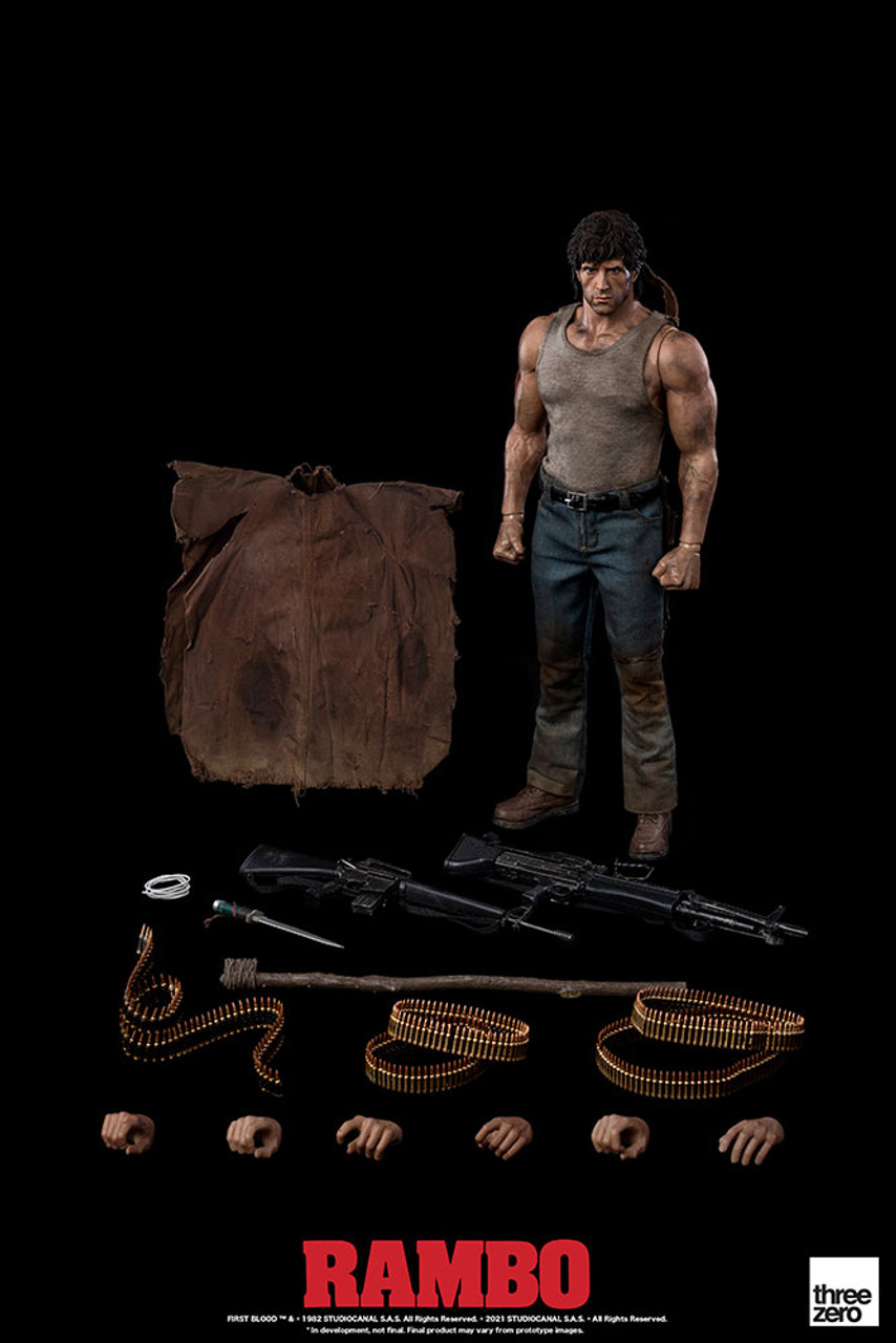 3Z02880W0 Rambo: First Blood 4