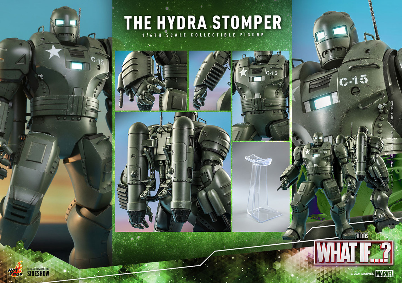 PPS007 The Hydra Stomper 4