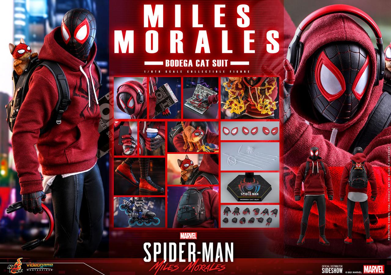 VGM50 Miles Morales Bodega Cat Suit 4