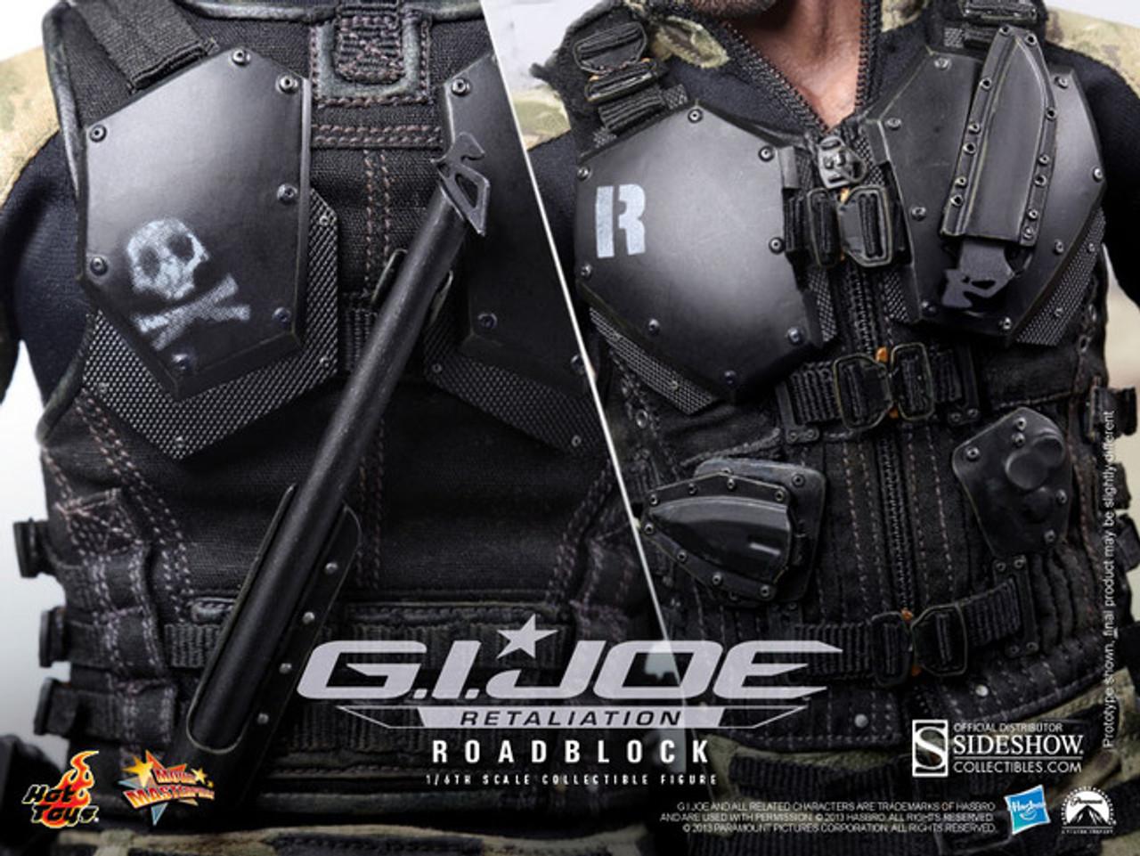 MMS199 GI Joe Roadblock 3