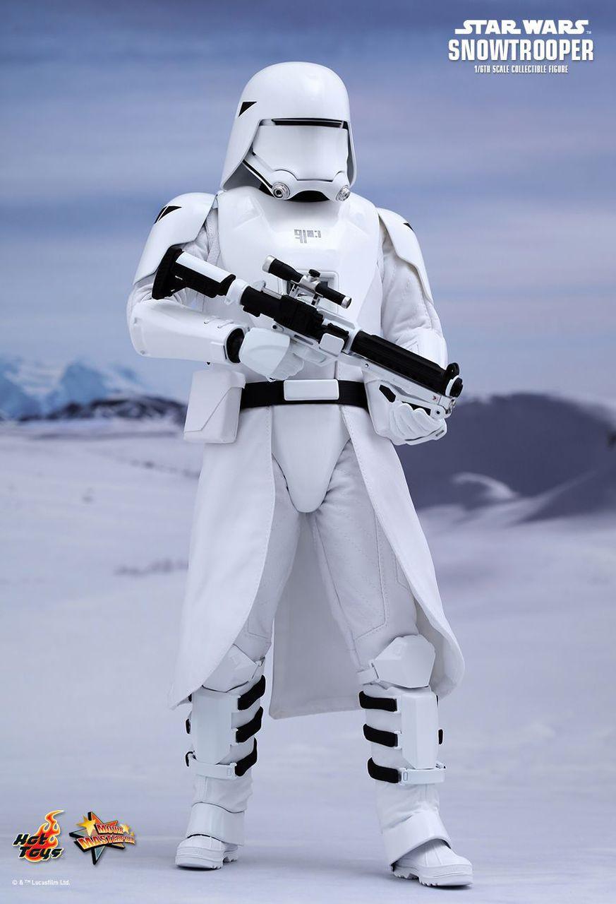 MMS321 Star Wars First Order Snowtrooper 2