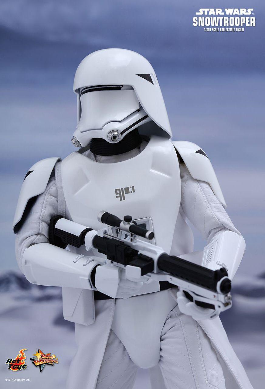 MMS321 Star Wars First Order Snowtrooper 3