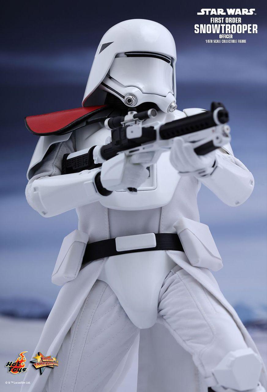 MMS322 Star Wars First Order Snowtrooper Officer 3