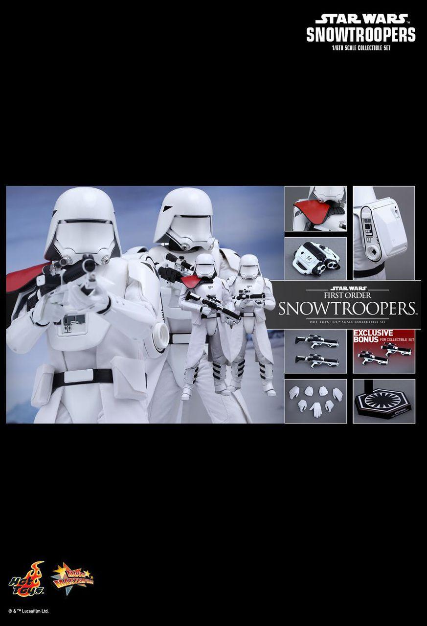 MMS323 Star Wars First Order Snowtrooper Set 4