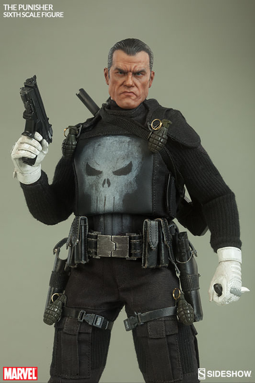 100212 Frank Castle as The Punisher 3