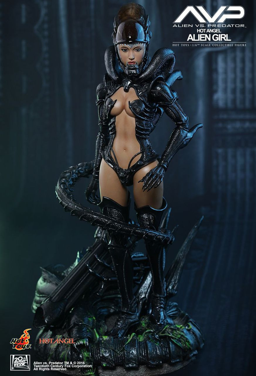 HAS002 Alien vs Predator Hot Angel Girl 2