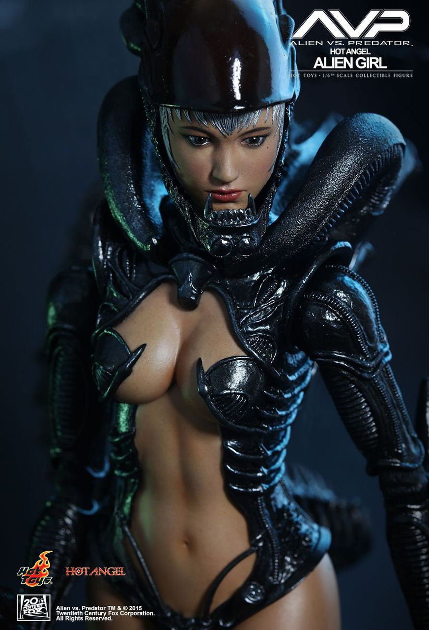 HAS002 Alien vs Predator Hot Angel Girl 3