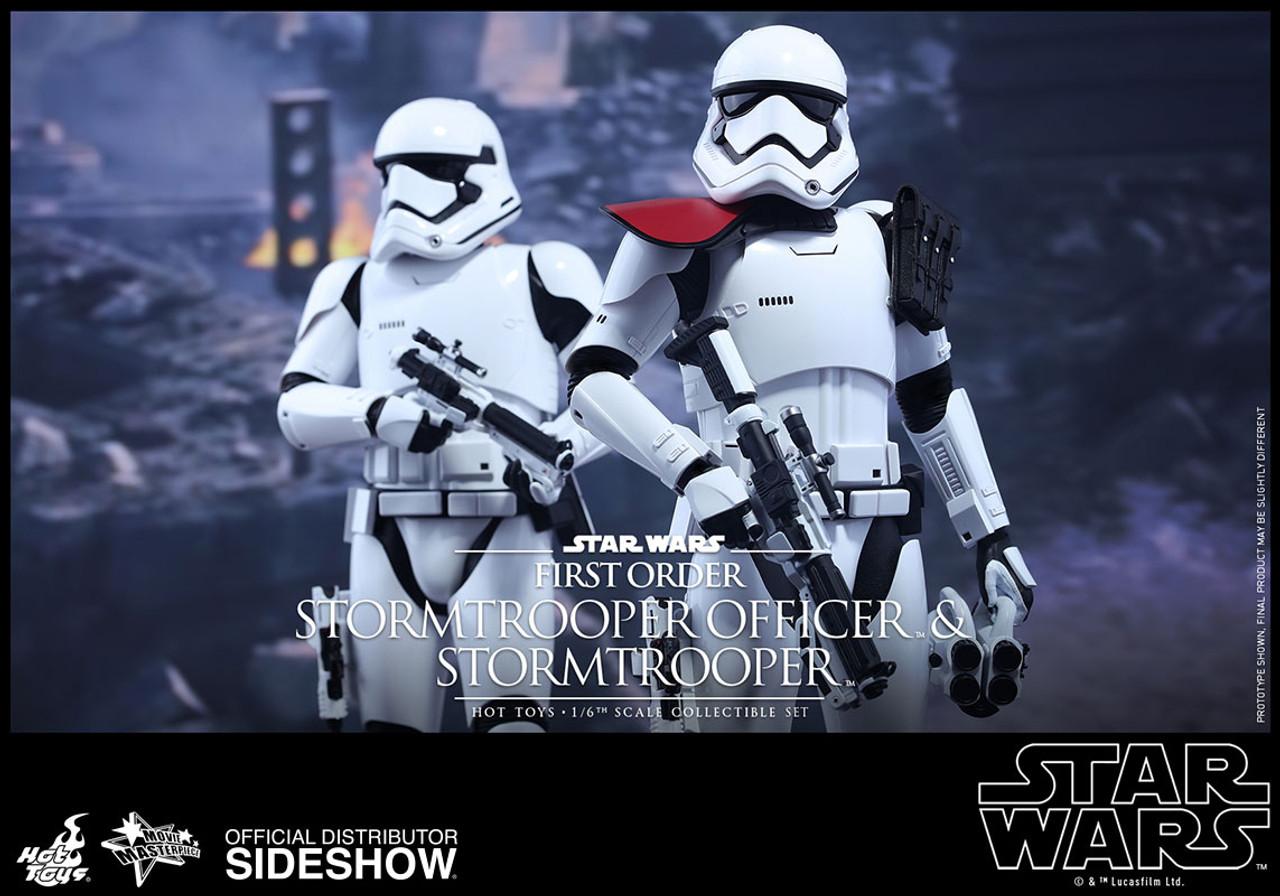 MMS335 First Order Stormtrooper Officer Set 1