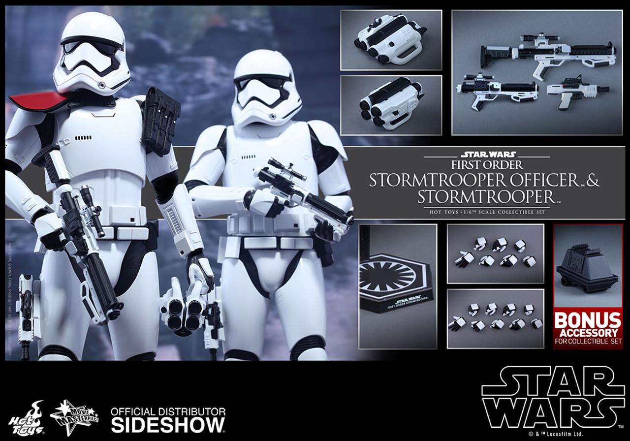 MMS335 First Order Stormtrooper Officer Set 4