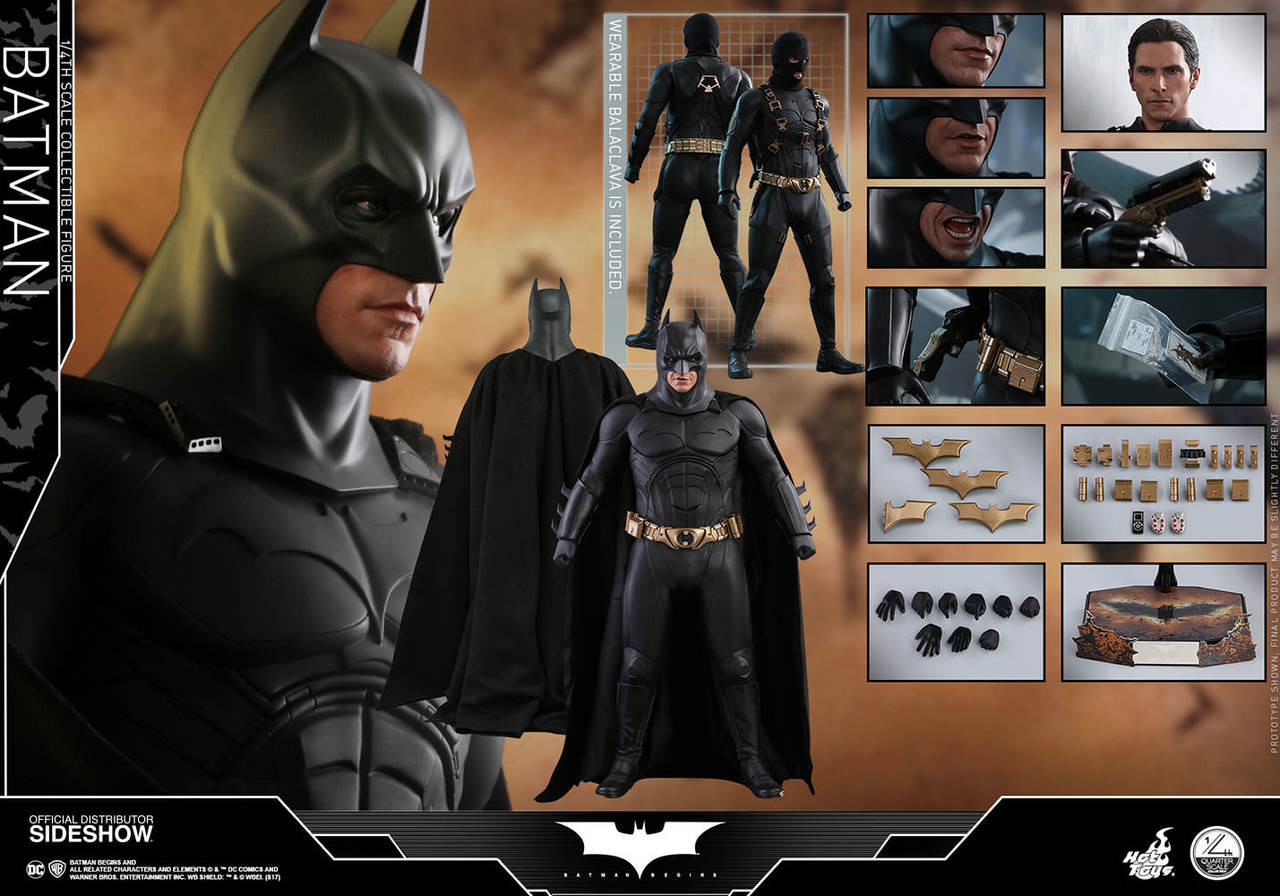 QS009 Batman Begins 5