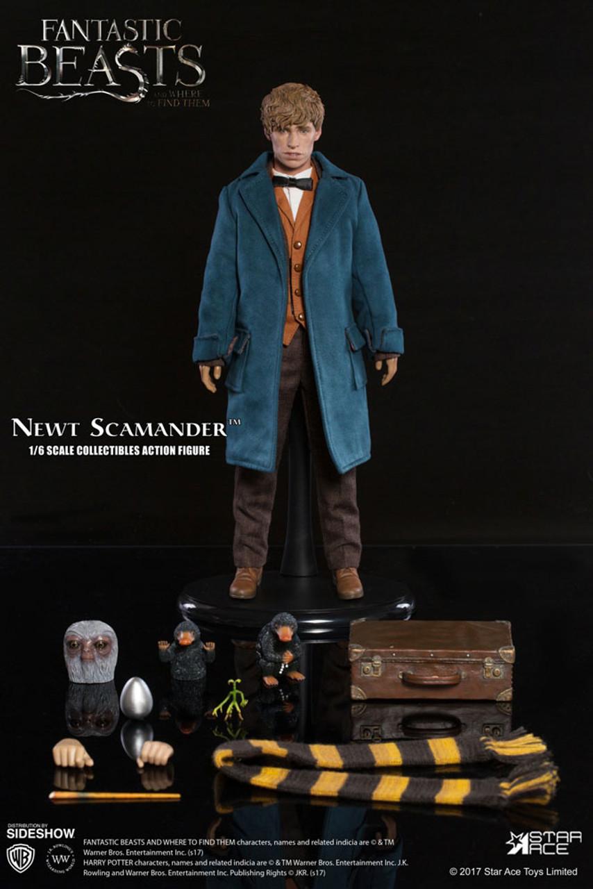 SA0047 Newt Scamander 3