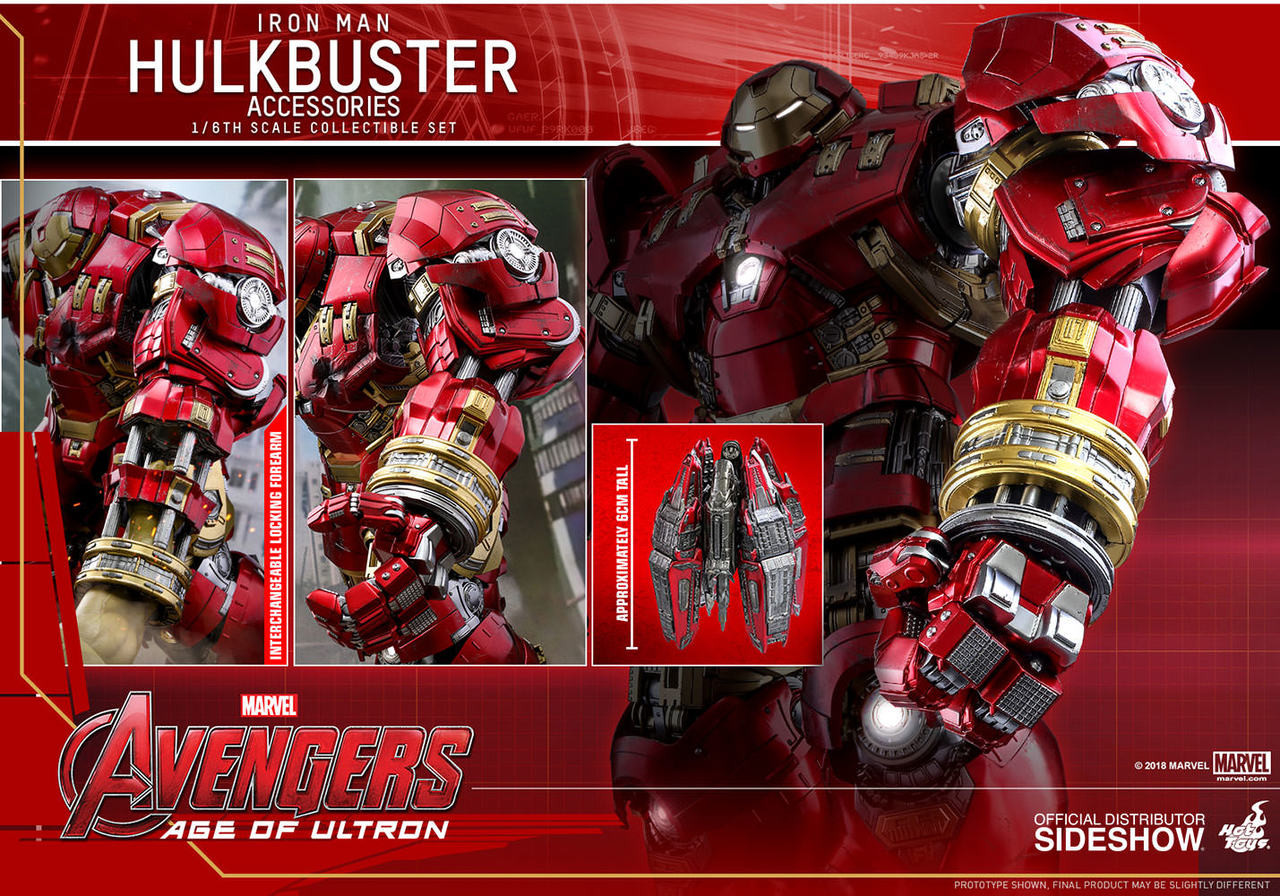 ACS006 Hulkbuster Accessories 1