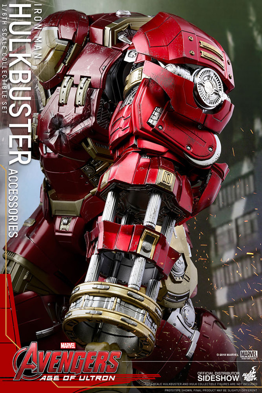 ACS006 Hulkbuster Accessories 3