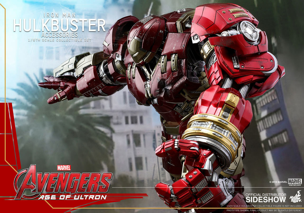 ACS006 Hulkbuster Accessories 4