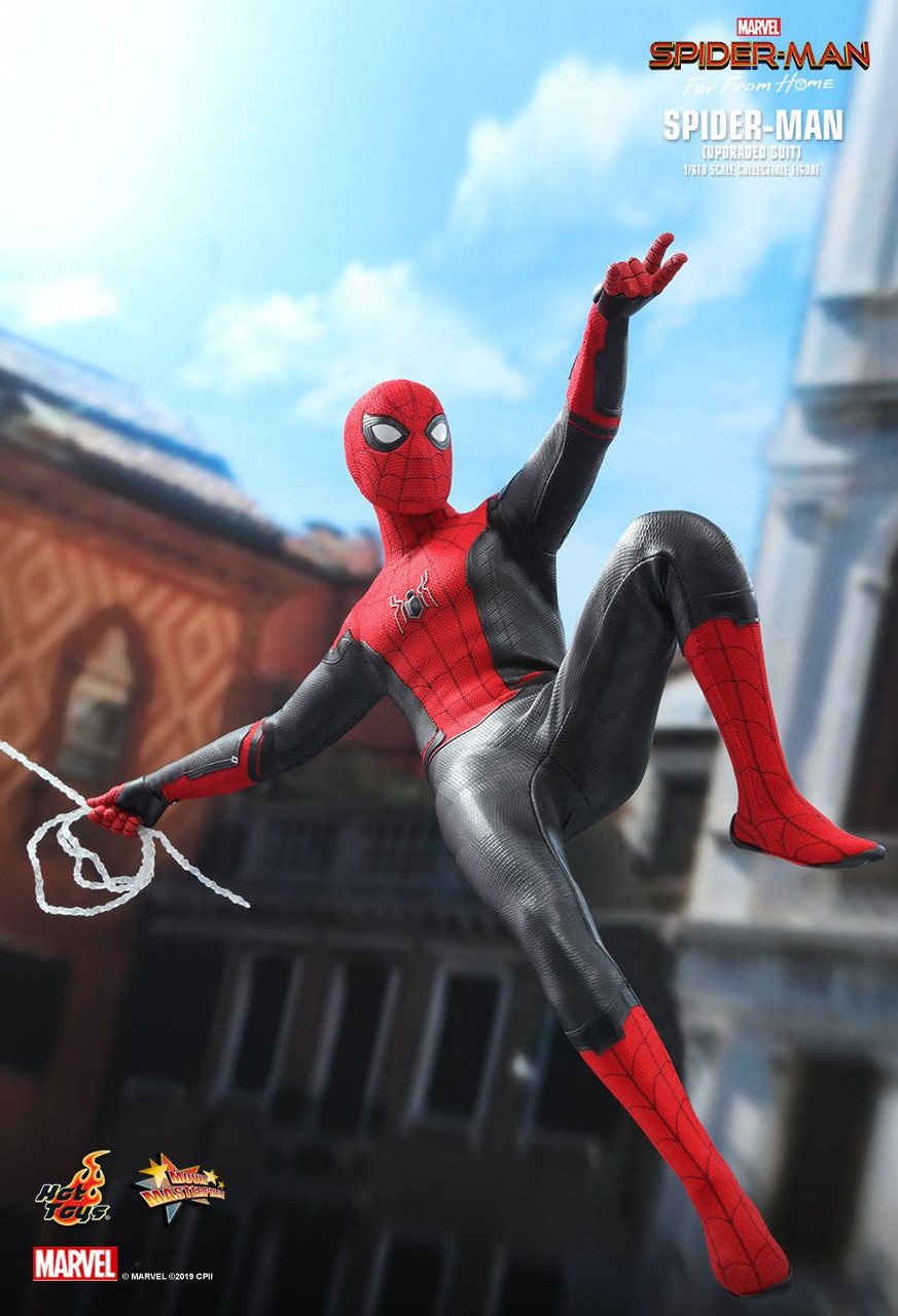 MMS542 Spider Man Upgraded Suit 2