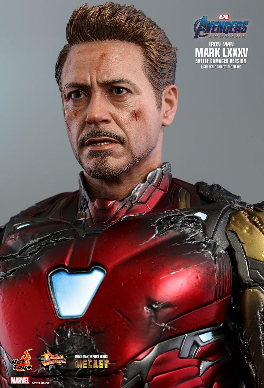 MMS543D33 Iron Man Mark LXXXV 3
