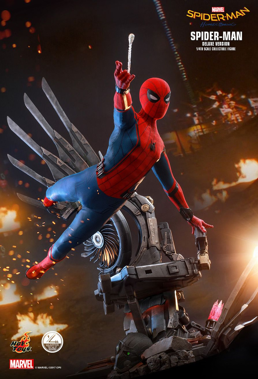 QS015 Spider Man Homecoming Deluxe 2